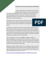 Qué es el concepto de planeamiento curricular y que autores que definen el planeamiento curricular.docx