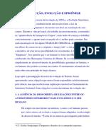 04 - Cristo Ou Buda - Annet C. Rich - Evolucao Involucao Epigenese - Objecoes a Teoria Darwiniana