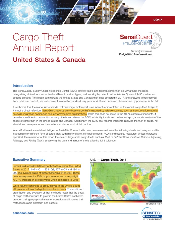 2017 Annual Us   Cargo   Theft