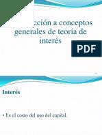 [Semana 05] Conceptos Financieros