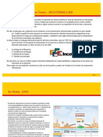 Clase IV  INCOTERMS