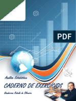 Livro pdf - Análise estatística e probabilidade (caderno de exercícios) - Prof MSc Uanderson Rébula