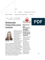 Article - Multimodal Critical Discourse Analysis – SemiotiX