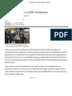 Diez Agencias Pasan Al DDEC Oficialmente - NOTICEL