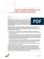 Pwc Tp Oecd Beps Cbcr Guidance