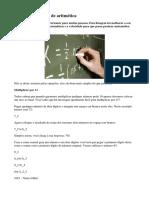 10 Simples Truques de Aritmética