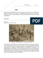 Art - Revoluciones de 1848, GÓMEZ (2018)