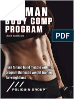 German Body Comp Program - Poliquin Group