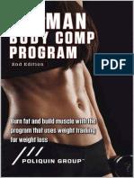 German Body Comp Program - Poliquin Group