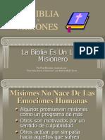 1. Evang y Misiones