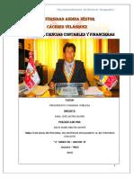 PRESUPUESTO y Finanzas Publicas de Desaguadero