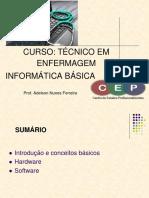 Curso de Informatica.