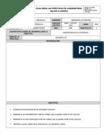 Guía Autotronica sensores