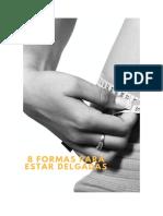 8 Formas de estar Delgada.pdf