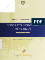 Gabriela Lanata Fuenzalida - Contrato Individual de Trabajo