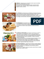 Vitaminas Con Imagees