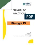 Manual Biología IV Completo