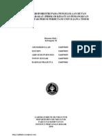 laporan agroforestry 3