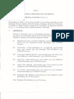 Junta General Ordinaria (1)