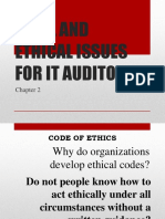 217csc42 Legal and Ethical Issues for It Auditors