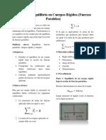 Informe #1 (Física II)