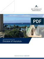 Clerical Sexual Abuse in the Diocese of Honolulu