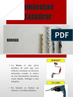 Procesos de Manufactura - Brocas