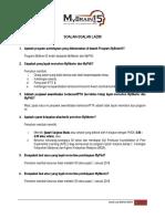 FAQs Mymaster Phd