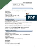 Curriculum Francisco Velazquez