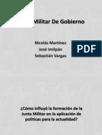 Junta Militar de Gobierno (1)