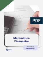 Ceja Matematica Unidade 27