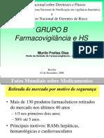 Farmaco Hospitais Sentinela Murilo Feitas Dias