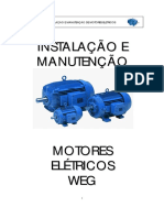 Apostila - Instalação E Manutenção de Motores Elétricos WEG(EXCELENTE)