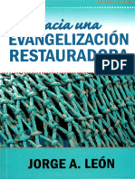 Hacia Una Evangelizacion Restauradora - Jorge León