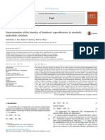 2015 eze Determination of the kinetics of biodiesel saponification in alcoholic hydroxide solutions.pdf