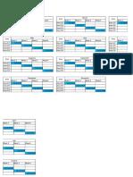 Schedule Environmental Measurement