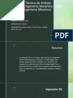 Presentacion 3d Nylon