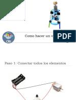 Como hacer un VibraBot