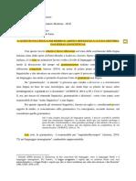 Michel Marques de Faria - Lett IV 1 2018