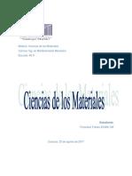 Ciencia de Los Materiales III