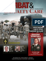 Combat&casualty care spring 18