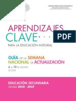 GuiaEducaciónSecundaria 2018-2019