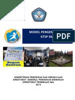 1. Model Pengembangan KTSP
