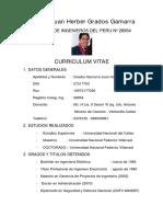 Grados Gamarra Juan Herber