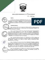 Plan Maestro 2015 - 2019 SN Lagunas de Mejia Ver Aprob