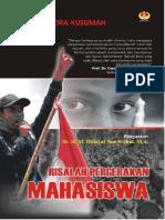 E-book Risalah Pergerakan Mahasiswa