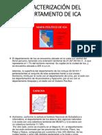 CARACTERIZACIÓN DEL DEPARTAMENTO DE ICA.pptx