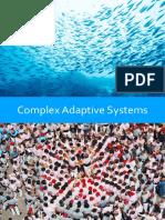 Complex Adaptive Systems Book