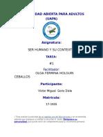 Ser Humano 1