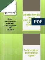 Asam lemak sebagai agen antimalaria-1.pptx